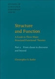 Structure and Function - A Guide to Three Major...