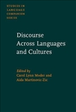 Discourse Across Languages and Cultures Hardbound