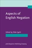 Aspects of English Negation