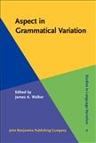 Aspect in Grammatical Variation Hardbound