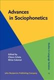 Advances in Sociophonetics Hardbound