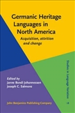 Germanic Heritage Languages in North America