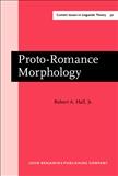 Proto-Romance Morphology