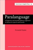Paralanguage Linguistic and Interdisciplinary Approach...
