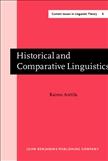 Historical and Comparative Linguistics Hardbound