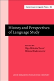 History and Perspectives of Language Study