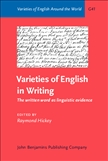 Varieties of English in Writing