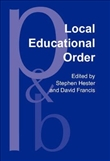 Local Educational Order Ethnomethodological Studies of...