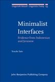 Minimalist Interfaces