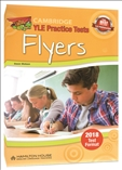 Cambridge YLE Practice Tests Flyers Student's Book 2018 Format