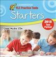 Cambridge YLE Practice Tests Starters Class CD 2018 Format
