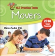 Cambridge YLE Practice Tests Movers Class CD 2018 Format
