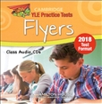 Cambridge YLE Practice Tests Flyers Class CD 2018 Format