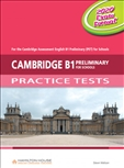 Cambridge B1 Preliminary PET Practice Tests Self Study...