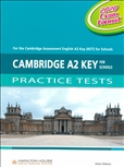 Cambridge A2 Key Practice Tests Student's Book 2020 Exam Format