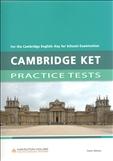 Cambridge KET Practice Tests Teacher's Book