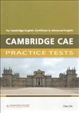 Cambridge CAE Practice Tests Class CD