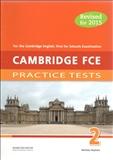 Cambridge FCE 2 Practice Tests Student's Book